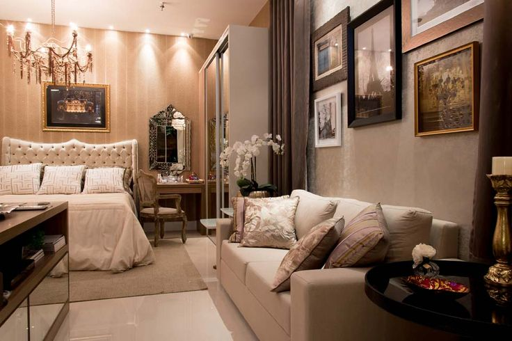 10 quartos românticos da Casa Cor 2014 - Casa