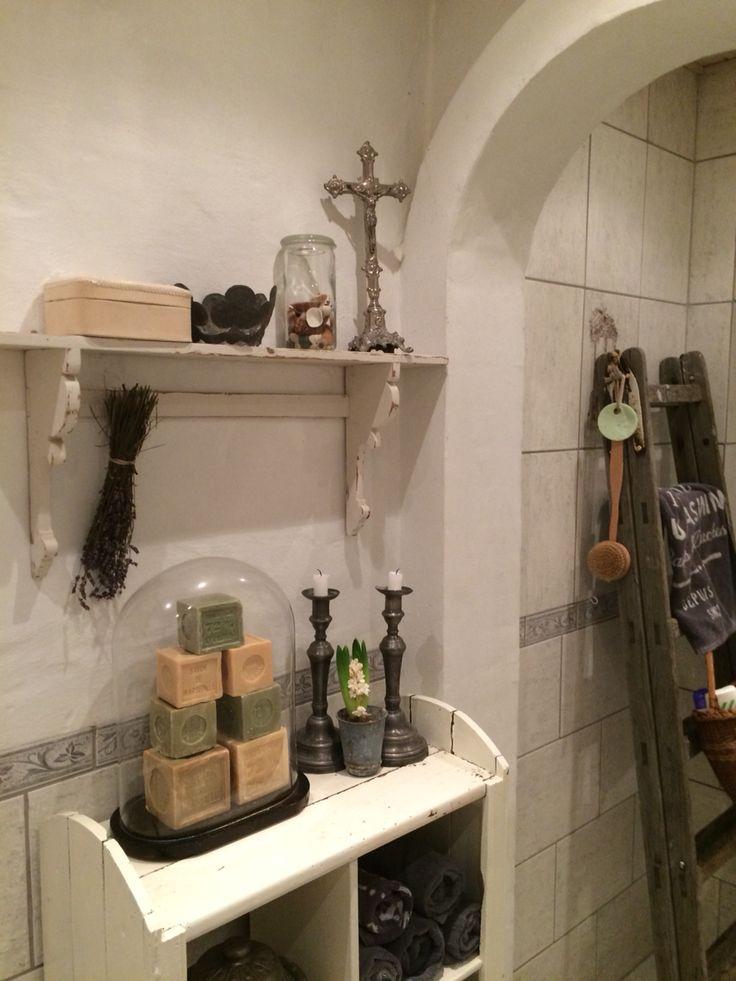Our small bathroom