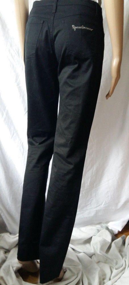 #twitter#tumbrl#instagram#avito#ebay#yandex#facebook #whatsapp#google#fashion#icq#skype#dailymail#avito.ru#nytimes #i_love_ny #cnn # BBCBreaking #  BBCWorld #  cnnbrk # nytimes # globaltimesnews #     RoccoBarocco Women Straight Leg Black Sequin Stretch Cotton Pants Size US 28 #RoccoBarocco #Pants