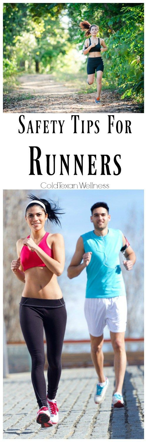 Try these 8 Running Safety Tips