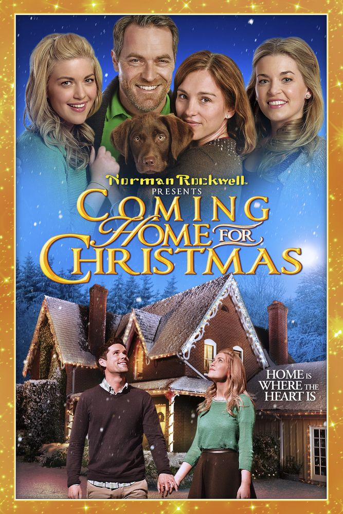 Coming Home for Christmas Movie Poster Canyon