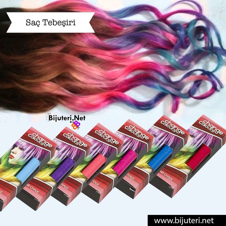 Ruhu rengârenk bayanlar ve baylar :) ruhunuzdaki gökkuşağını saçlarınıza taşımaya ne dersiniz?Son zamanların yeni moda akımı saç tebeşiri, saçlarında hareketlilik, farklılık isteyenler için oldukça hesaplı ve pratik bir uygulama. Saç tutamlarınızı saç tebeşirleri ile farklı renklerde boyayarak kıyafetinizle muhteşem bir uyum içinde olabilirsiniz :) Fiyat ; 1,50 TL Kapıda ödeme Kolaylığı  #sactebeşiri#bijuteri #rengarenk #bijuterinet #onlinealışveriş #tebeşir #fashion #saç #aksesuar #şık  htt