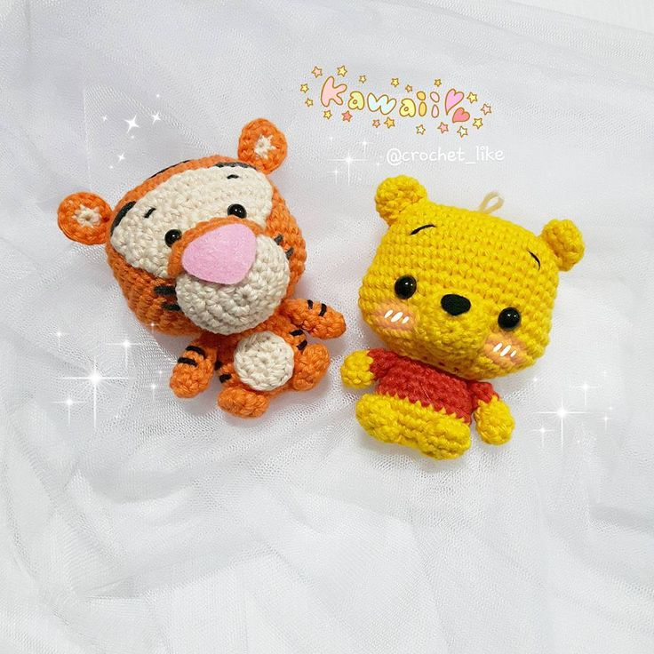567 best Crochet I Like - Disney Winnie the Pooh and Friends images ...