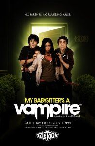 Amazon.com: My Babysitter's a Vampire: Atticus Dean Mitchell, Cameron Kennedy, Matthew Knight: Movies & TV