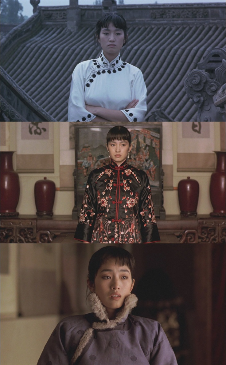 Gong Li In Raise The Red Lantern 1991 Film Movie -6782