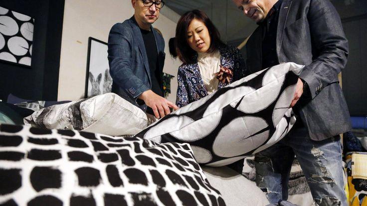 Tekstiiliyhtiö Finlayson yrittää hurmata Kiinan pohjoismaisella estetiikalla. Muutkin suomalaisyritykset ovat yrittäneet valloittaa Kiinaa vaihtelevalla menestyksellä.