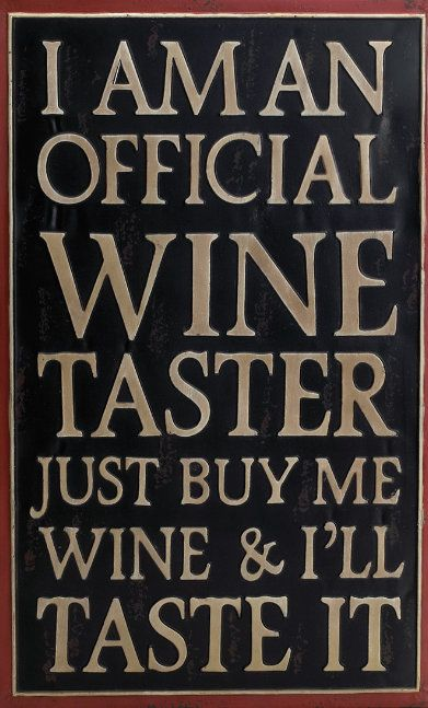 Haha! Now that sounds about right. #winehumor #wine #vawine