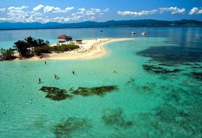 Îlet Caret, Guadeloupe