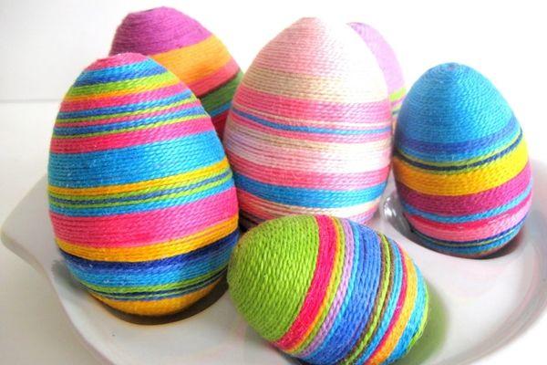 17 színes, ötletes húsvéti dekoráció