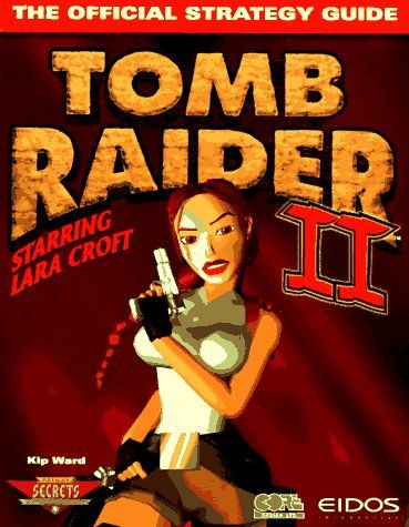 I spent many happy hours playing tomb raider