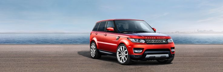 The All-New Range Rover Sport - Overview - Land Rover
