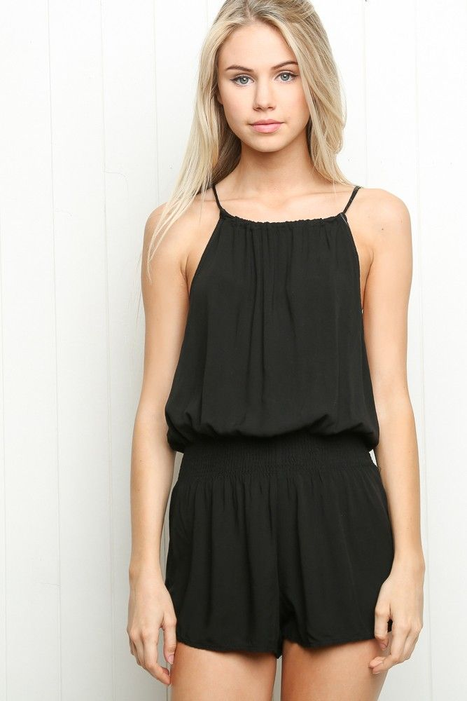 Brandy ♥ Melville | Blanche Romper - Clothing