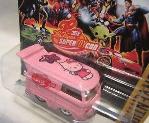 Super Toy Con - Hello Kitty Kool Kombi