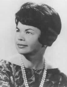 Neuroembryologist, Initiator of Head Start Programs, National President of Delta Sigma Theta Sorority (1963-1967), and  Howard University graduate (LA BS, 1942) Geraldine Pittman Woods received the Doctor of Humane Letters during the1989 Howard University Commencement.