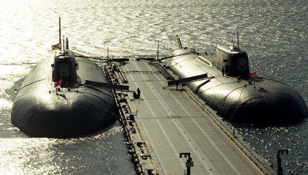 Los submarinos son la principal fuerza operativa de la Armada rusa   NUESTROMAR