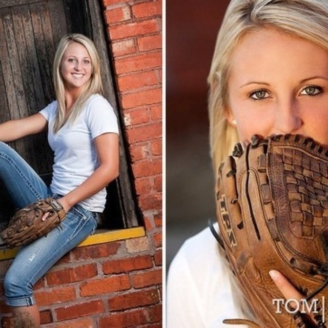Senior pic ideas maybe with the uniform on instead?