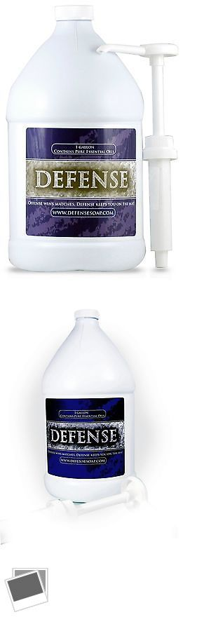 Body Washes and Shower Gels: Defense Soap Antifungal Body Wash Shower Gel 1 Gallon (128 Fl Oz) BUY IT NOW ONLY: $85.71