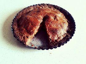 Smink&Cake: Rusztikus angol almás pite