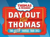 Day Out With Thomas returns to Squamish on June 2, 3 and June 9, 10, 2012 | Tourism Squamish