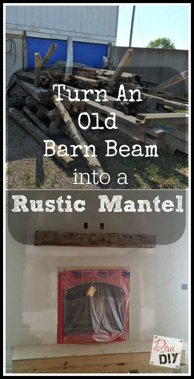 how to make a mantle
