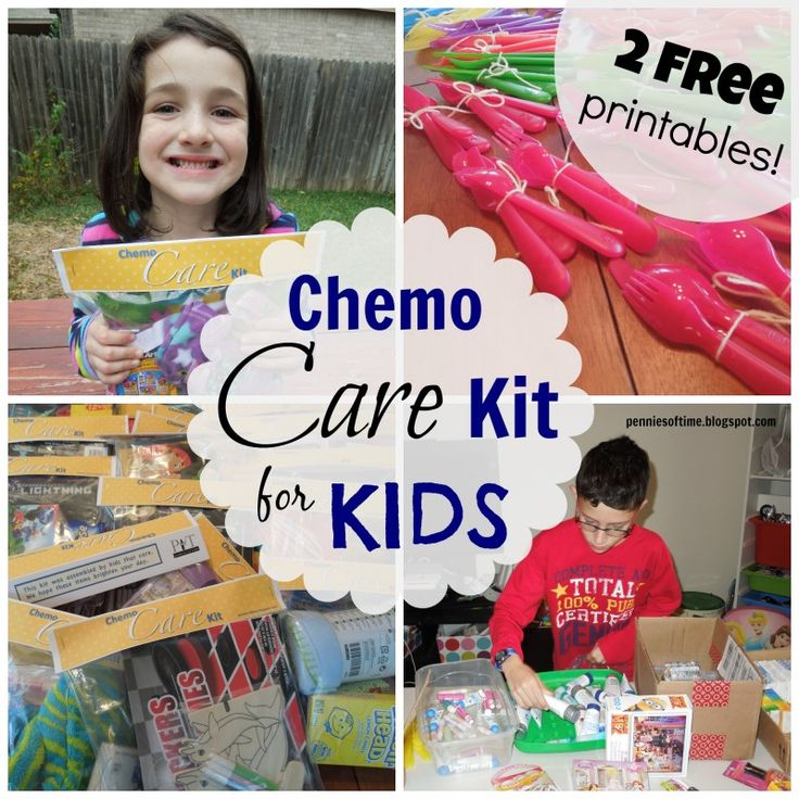 This post kicks off a series of service projects focused on helping individuals and families going through chemotherapy. Posts in the Series Chemo Care Kit for Kids (you are here now) Chemo Care Kit for Kids Bag Topper for the Chemo Care Kit for Kids (coming soon)... #carepackages #under10