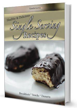 Single Serving Recipes!