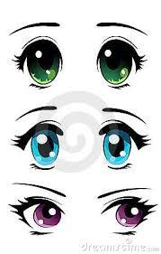 Resultado de imagem para fotos de olhos de anime