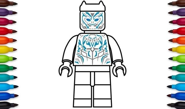 Brilliant Photo Of Black Panther Coloring Pages Albanysinsanity Com Lego Coloring Pages Lego Print Coloring Pages