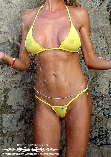 kimmy model bikini malibu