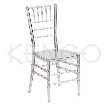 Прозрачный стул «Кьявари» — KENGO 265