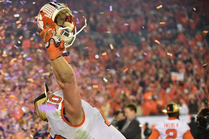 clemson national football champions 2017   Clemson Wins College Football National Championship - The Daily Beast