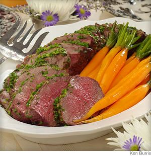 Bistro #Beef Loin recipe, less than 200 calories per serving