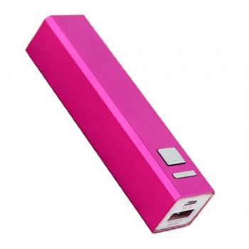 External battery bank, 8 colours