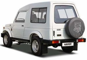 Gypsy Maruti Maruti Gypsy The Advantage Suv In India New Suv Car