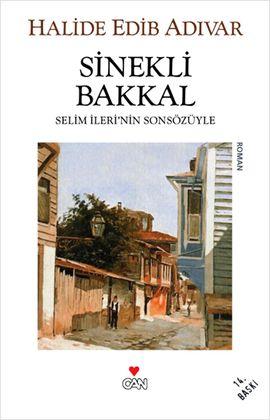 sinekli bakkal - halide edib adivar - can yayinlari  http://www.idefix.com/kitap/sinekli-bakkal-halide-edib-adivar/tanim.asp