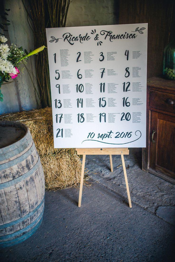 wedding ideas, table numbers, design, diseño de mesas,