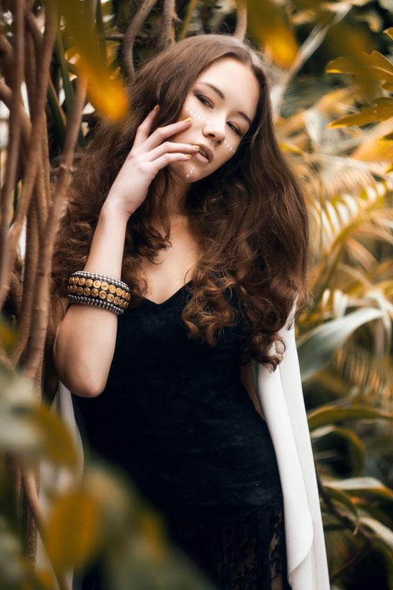 In the jungle by Jakub Saczuk     http://thestylisto.com/models/171-in-the-jungle-by-jakub-saczuk