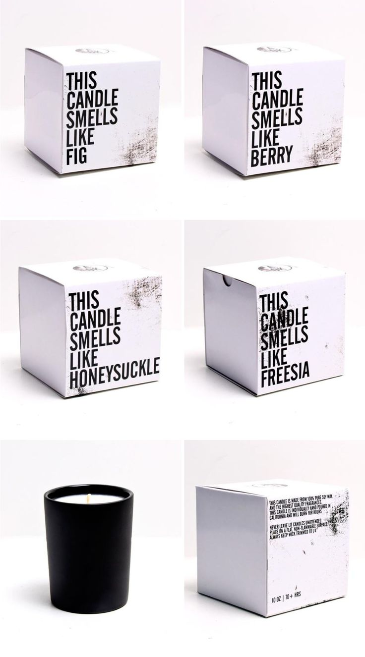 How do you feel about this #straight-to-the-point #packaging? Is it too simple?
