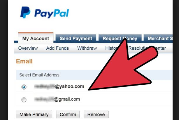 Paypal Email With Images Forgot Email Gmail Sign Password