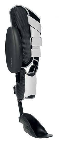C-Brace Product Image: Supports people with paralysis, incomplete spinal cord injury and post-polio syndrome