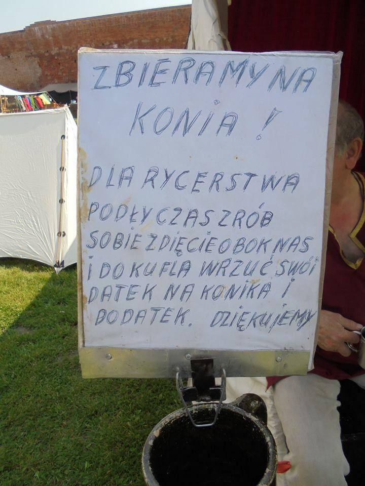 VIII Turniej Rycerski w Czersku (maj 2016 r. )