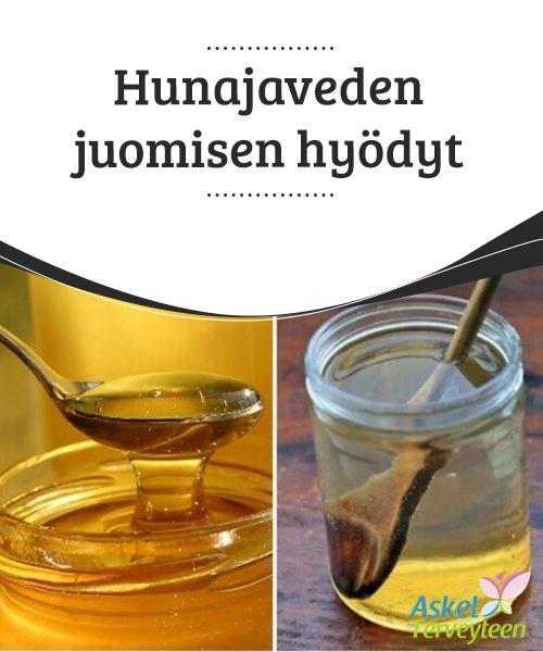 Hunajaveden juomisen hyödyt   Hunaja on tärkeä entsyymien, #antioksidanttisten yhdisteiden ja #luonnollisten #sokereiden lähde.  #Luontaishoidot