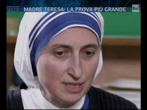 """Madre Teresa di Calcutta """"la notte oscura dell'anima"""""""