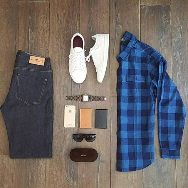 WEBSTA @ stylishgridgame - Stylish Grid by @dadthreadsFollow  @stylishgridgame Brands ⤵Shirt: @wwolfandmanJeans: @loyalcollectiveShoes: @sketchersSunglasses: @tomfordWatch: @thegarwoodwatchiPhone Case: @the_beetleWallet: @vonvantage
