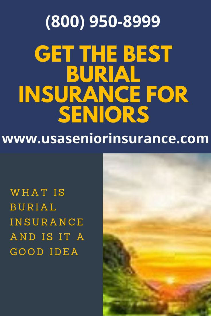 Get the best burial insurance for seniors in 2020 life