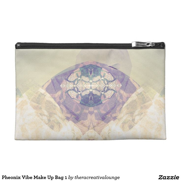 Pheonix Vibe Make Up Bag 1 Travel Accessory Bags