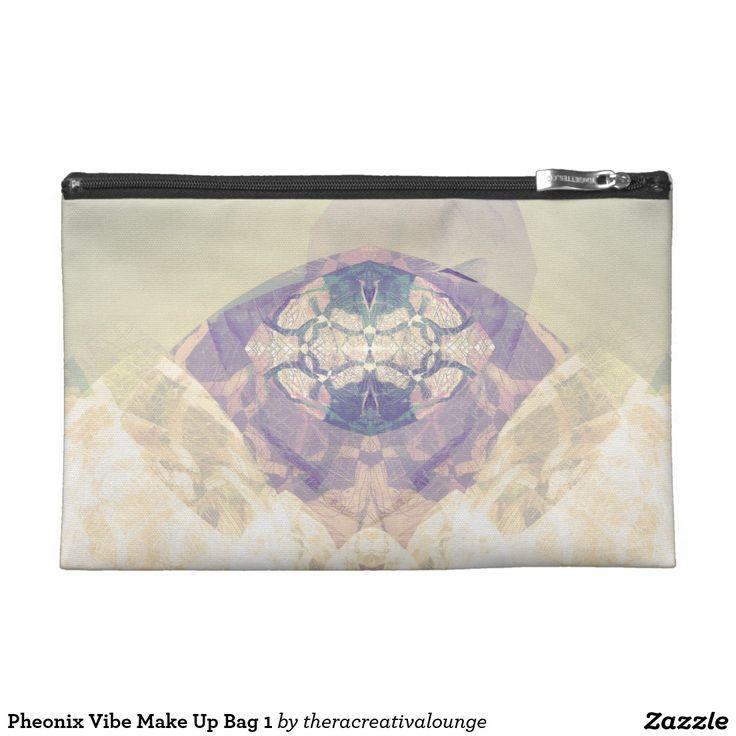 Pheonix Vibe Make Up Bag 1 Travel Accessory Bags