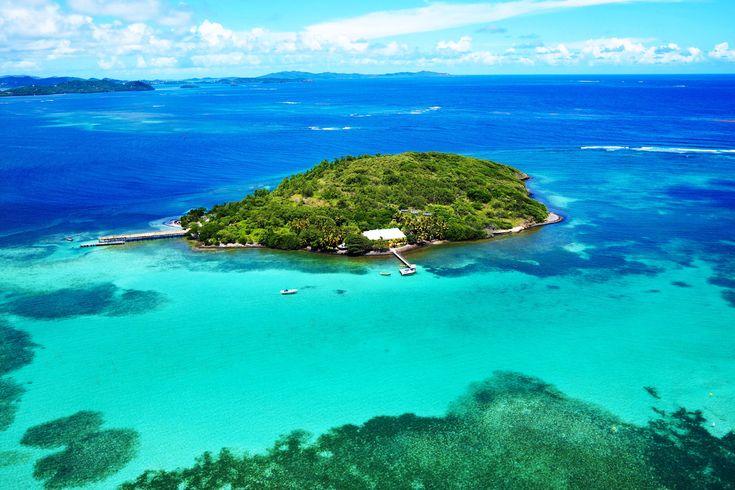 Martinique Antigua View