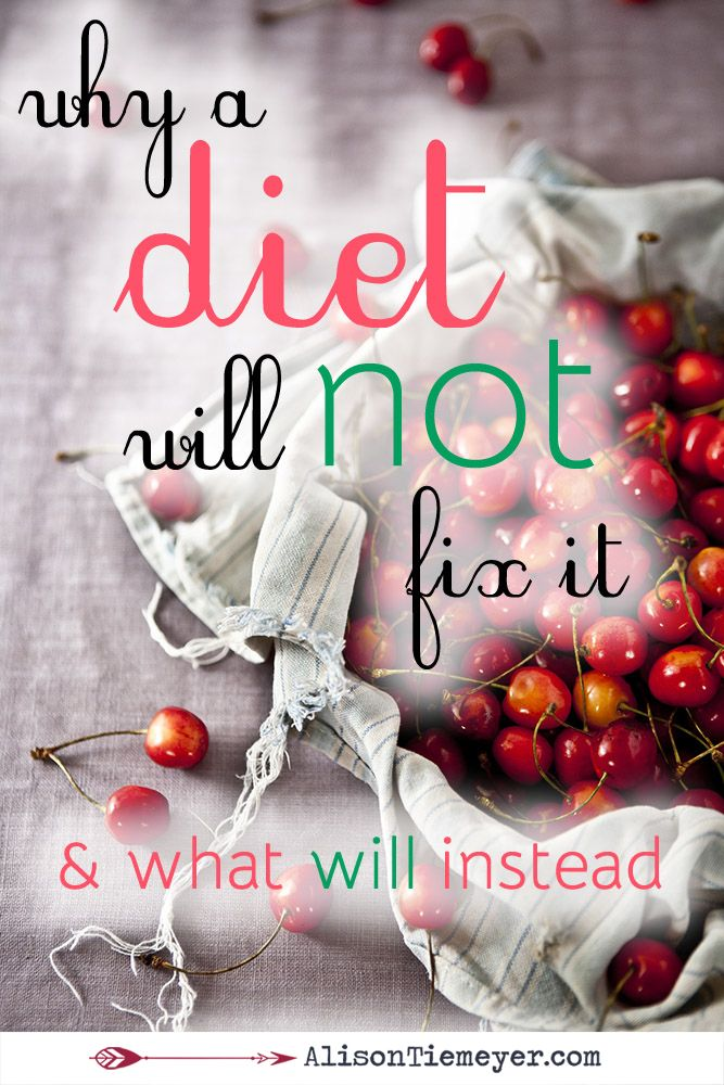 A Christian diet: The case for food rules
