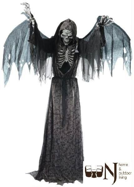 Angel Of Death Life Size Anima. Order Now! #Angel #Anima #Halloween #Halloweenday #Halloweenoffer #Halloweensale